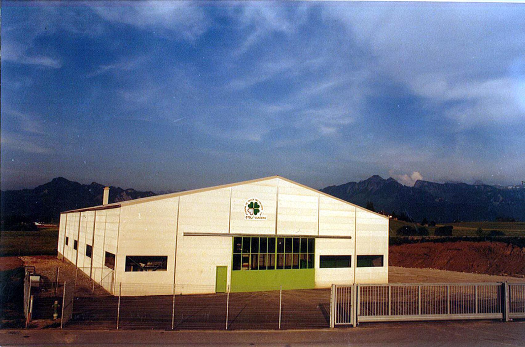 Création d'un centre de triage des déchets officiel pour le sud du canton de Fribourg sous le nom de CTD SA