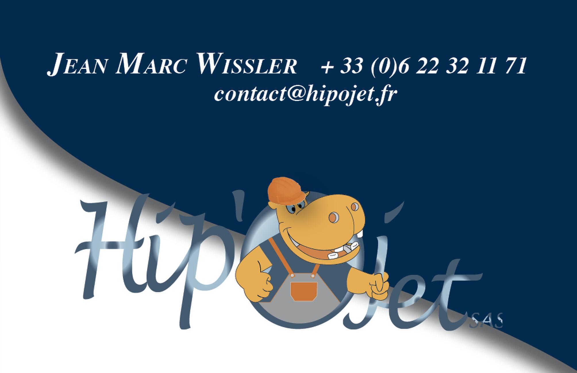 Création d'une société partenaire en France pour les travaux d'hydrodémolition sous le nom d'Hipojet SAS www.hipojet.fr